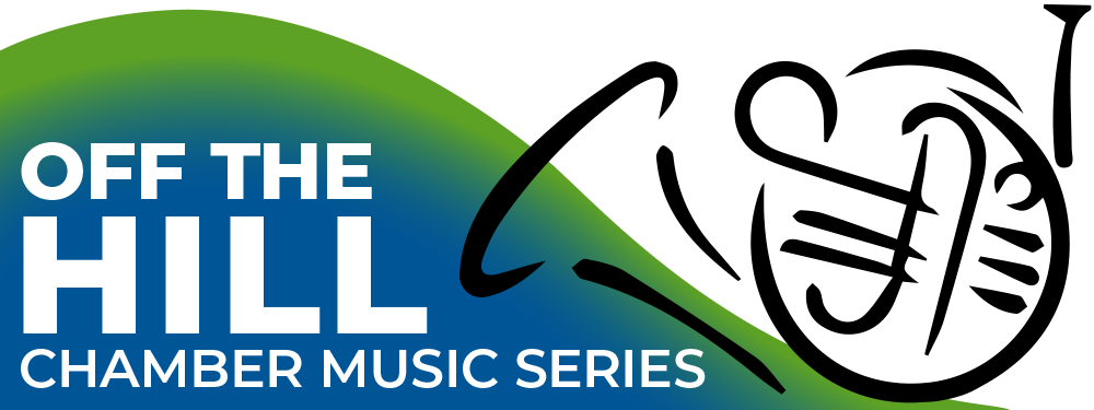 Off The Hill Chamber Music Series graphic header